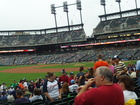 Thumbnail image for Comerica Park seat