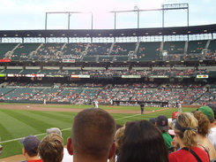 Thumbnail image for Seat for Camden Yards